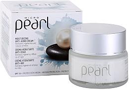 Perfumería y cosmética Crema regeneradora antiedad - Diet Esthetic Micro Pearl Day Face Cream SPF 15