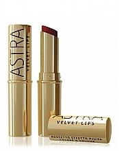 Perfumería y cosmética Barra de labios - Astra Make-up Velvet Lips