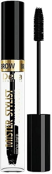 Gel fijador de cejas - Delia Cosmetics Mister Stylist Shape Master