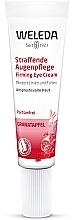 Perfumería y cosmética Crema contorno de ojos con aceites de granada y argán - Weleda Granatapfel Straffende Augenpfleg