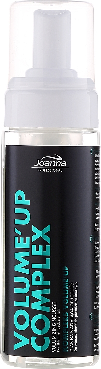 Espuma fijadora para volumen - Joanna Professional Volumizing Mousse