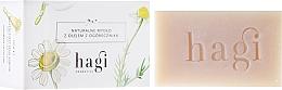Perfumería y cosmética Jabón natural artesano con extracto de cola de caballo - Hagi Soap