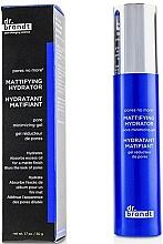 Perfumería y cosmética Gel facial reductor de poros matificante con glicerina - Dr. Brandt Pores No More Mattifying Hydrator Pore Minimizing Gel