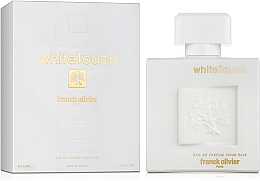 Franck Olivier White Touch - Eau de parfum — imagen N2