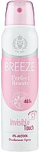 Perfumería y cosmética Desodorante spray antimanchas sin alcohol - Breeze Deo Spray Perfect Beauty