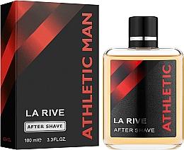 Loción aftershave con mentol - La Rive Athletic Man  — imagen N1