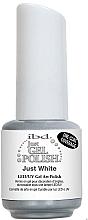 Perfumería y cosmética Esmalte gel de uñas UV - IBD Just Gel Art Polish