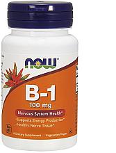 Perfumería y cosmética Complemento alimenticio vitamina B1 para el sistema nervioso - Now Foods Vitamin B1 Tiamin