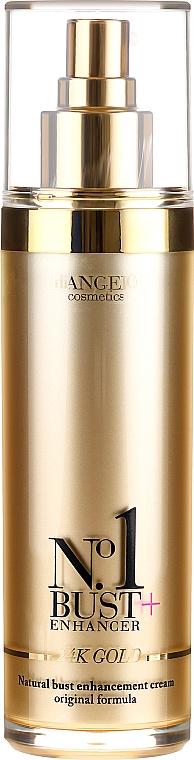 Crema para escote y busto con ácido málico y extracto de peonia - Di Angelo No.1 Bust Cream — imagen N2
