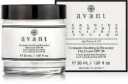 Perfumería y cosmética Crema de día con ceramidas SPF20 - Avant Skincare Ceramides SPF20 Soothing and Protective Day Cream