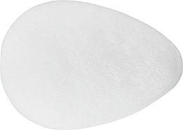 Perfumería y cosmética Esponja de baño exfoliante, blanca - Peggy Sage Exfoliating Sponge
