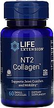 Perfumería y cosmética Complemento alimenticio Colágeno NT2 en cápsulas - Life Extension NT2 Collagen