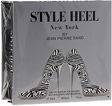 Perfumería y cosmética Jean-Pierre Sand Style Heel New York - Eau de parfum