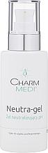 Perfumería y cosmética Gel neutralizador de pH facial con ácido hialurónico, D-pantenol y sacáridos - Charmine Rose Charm Medi Neutra-Gel