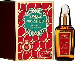 Perfumería y cosmética Aceite vitamínico antiarrugas - Alona Shechter Vitamin Oil