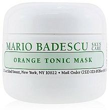 Perfumería y cosmética Maascarilla facial con naranja - Mario Badescu Orange Tonic Mask