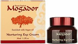 Perfumería y cosmética Crema contorno de ojos con aceites de argán y jojoba - Mogador Nurtiring Eye Cream