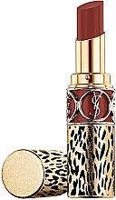 Perfumería y cosmética Barra de labios brillante - Yves Saint Laurent Rouge Volupt Shine Lipstick Holiday Edition
