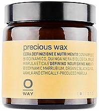 Perfumería y cosmética Cera nutritiva y definidora de cabello con extracto de quinoa - Rolland Oway Preshes Vex