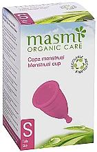 Perfumería y cosmética Copa menstrual, talla S - Masmi