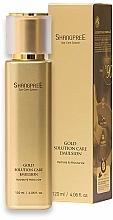 Perfumería y cosmética Emulsión facial hidratante con extracto de oro - Shangpree Gold Solution Care Emulsion