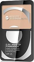 Perfumería y cosmética Base de maquillaje 5en1, SPF 25 - Bell Hypoallergenic Make-up Fondation SPF 25