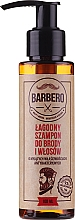 Perfumería y cosmética Champú para barba con pantenol - Pharma Barbero Shampoo