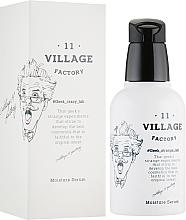 Perfumería y cosmética Sérum facial iluminador con aceite encapsulado y complejo de ceramidas naturales - Village 11 Factory Moisture Serum