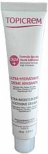 Perfumería y cosmética Crema facial hidratante con aceite de ciruela - Topicrem Calm Ultra Moisturizing Soothing Cream