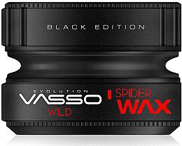 Perfumería y cosmética Cera para cabello de fijación muy fuerte - Vasso Professional Hair Styling Spider Wax Wild Edition
