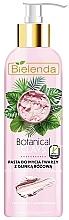 Perfumería y cosmética Pasta facial limpiadora con arcilla rosa - Bielenda Botanical Clays Vegan Face Wash Paste Pink Clay
