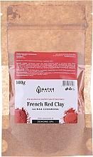 Perfumería y cosmética Mascarilla facial con arcilla roja - Natur Planet French Red Clay