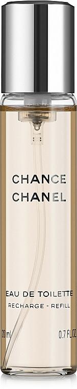 Chanel Chance - Eau de toilette (recarga/3uds./20ml) — imagen N2