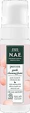 Perfumería y cosmética Espuma de limpieza facial con agua de rosa damascena - N.A.E. Purezza Gentle Cleansing Foam