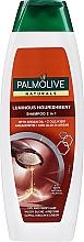 Perfumería y cosmética Champú & acondicionador con aceite de argán 100% natural - Palmolive Naturals Luminous Nourishment Shampoo 2 in 1