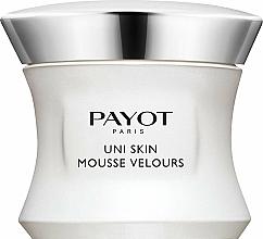 Perfumería y cosmética Crema-mousse niveladora para el rostro con extracto de caléndula y kiwi - Payot Uni Skin Mousse Velours