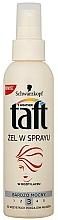 Perfumería y cosmética Gel en spray para cabello, fijación fuerte - Schwarzkopf Taft Hair Spray