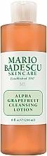 Perfumería y cosmética Loción de limpieza facial con extracto de cítricos, aloe vera y algas marinas - Mario Badescu Alpha Grapefruit Cleansing Lotion