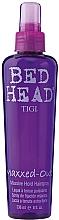 Laca para cabello, fijación fuerte - Tigi Bed Head Maxxed-Out Massive Hold Hairspray — imagen N3