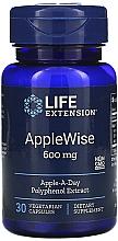 Perfumería y cosmética Complemento alimenticio en cápsulas polifenol de manzana - Life Extension Apple Wise, 600 mg
