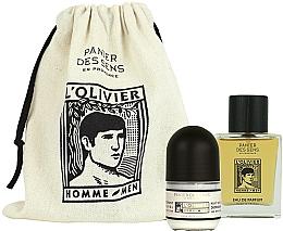 Perfumería y cosmética Panier des Sens L'Olivier - Set (eau de parfum/50ml + desodorante roll-on/50ml)