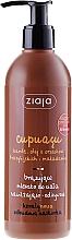 Perfumería y cosmética Loción corporal bronceadora con manteca de copoazú y aceites de macadamia & avellanas de Brasil - Ziaja Body Milk