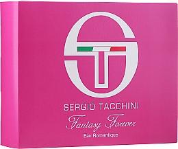 Perfumería y cosmética Sergio Tacchini Fantasy Forever Eau Romantique - Set (eau de toilette/50ml + neceser/1ud.)
