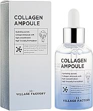 Perfumería y cosmética Sérum facial hidratante en ampolla de colágeno - Village 11 Factory Collagen Ampoule