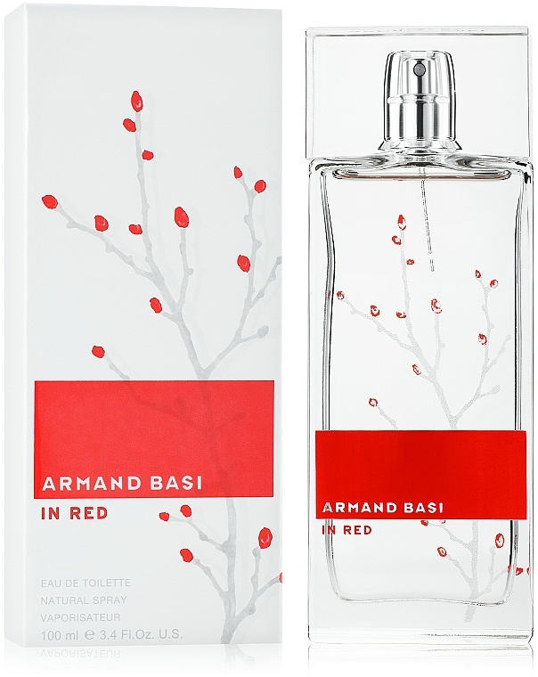 Armand Basi In Red - Eau de toilette — imagen N1