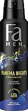 Perfumería y cosmética Desodorante spray sin sales de aluminio - Fa Men
