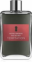 Perfumería y cosmética Antonio Banderas The Secret Temptation - Eau de toilette