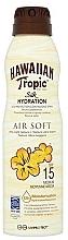 Perfumería y cosmética Spray protector solar hidratante - Hawaiian Tropic Silk Hydration Air Soft Protective Mist SPF 15