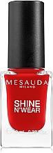 Perfumería y cosmética Esmalte de uñas - Mesauda Milano Shine N`Wear Nail Polish