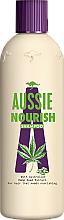 Perfumería y cosmética Champú nutritivo con aceite de semilla de cáñamo - Aussie Nourish Shampoo
